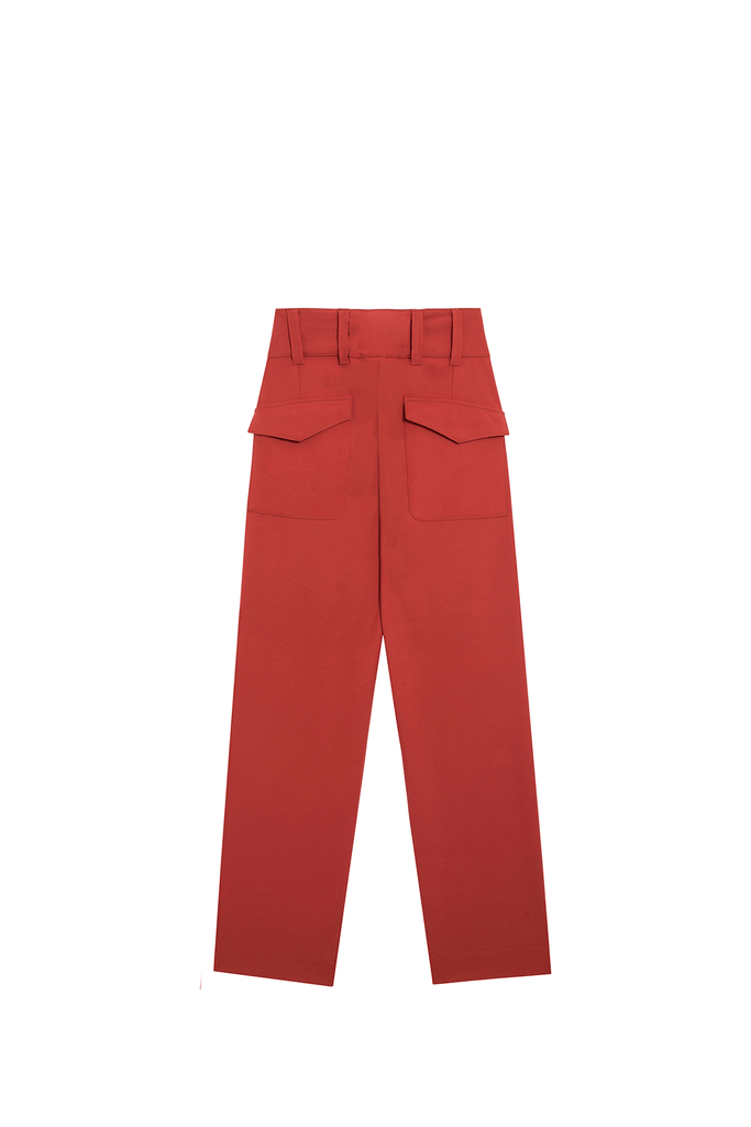 pantalon terracotta - the sherlock uniform