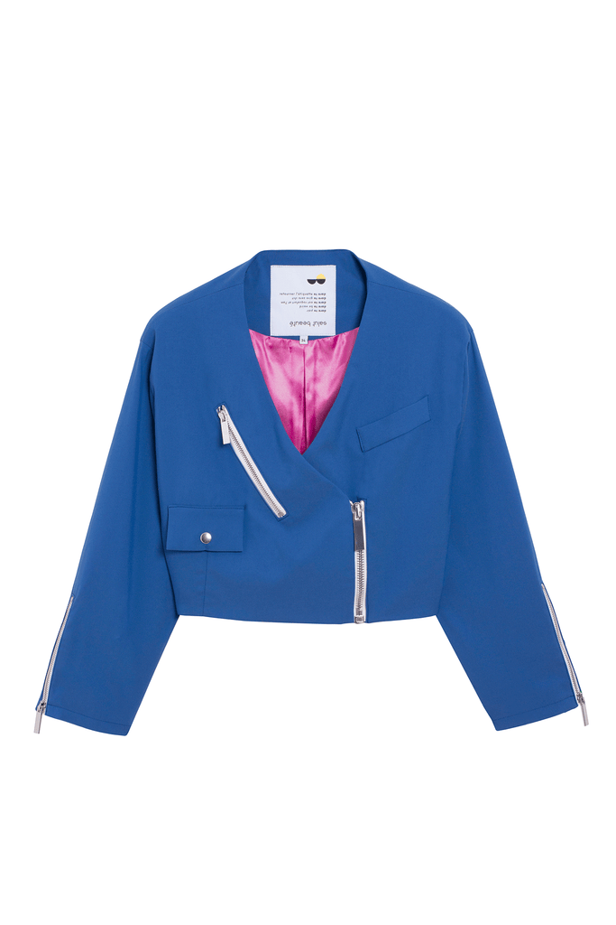 veste bleu profond - the worker uniform