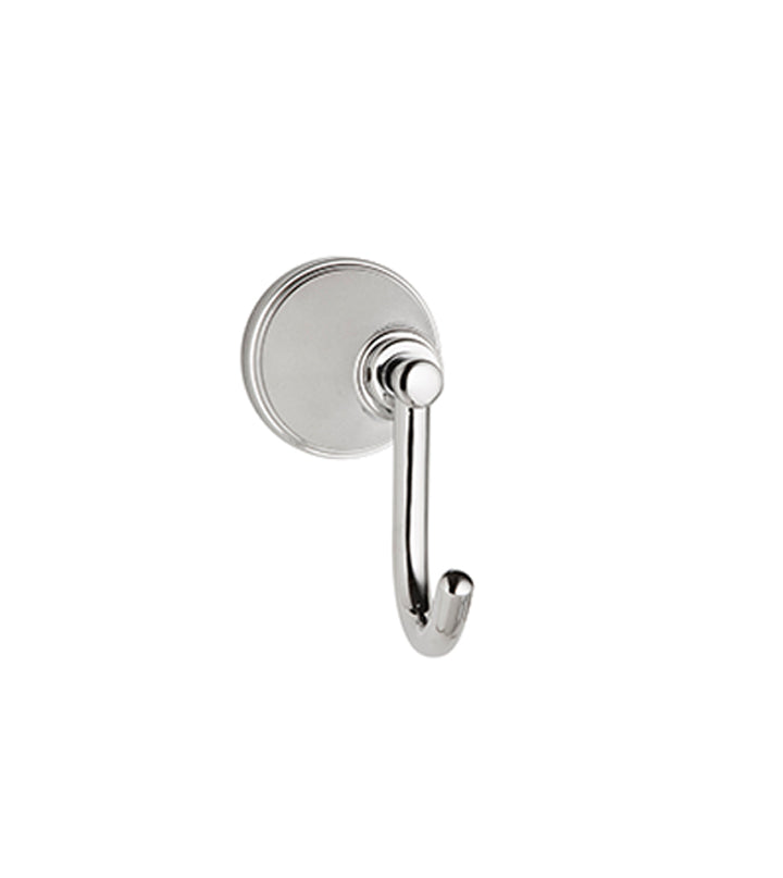 Bastow Georgian Robe Hook Chrome