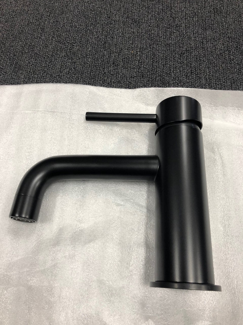 Novelli Whiteley Basin Mixer Matte Black