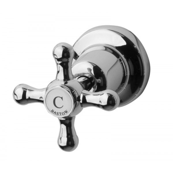 Victorian Exp Basin Set Swivel Outlet