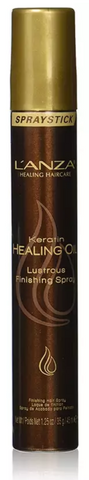 L'anza Keratin Healing Oil Lustrous Finishing Spray Pink Pewter Glam Box Subscription