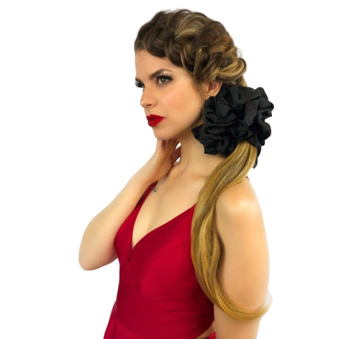Pink Pewter Valentine's Day Hairstyle with Mireya Villarreal