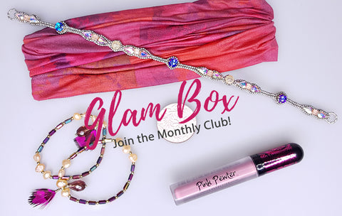 Pink Pewter Monthly Glam Club