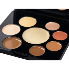 """Contourversy"" Interchangeable Magnetic Color Correcting Concealer and Contour Cream Palette (8 Colors)"