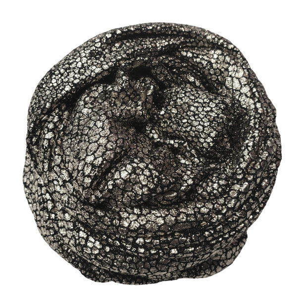 Flexible Wire Headwrap (Silver) 1