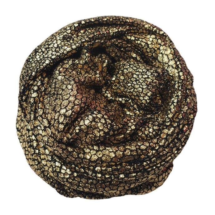 Flexible Wire Headwrap (Gold)