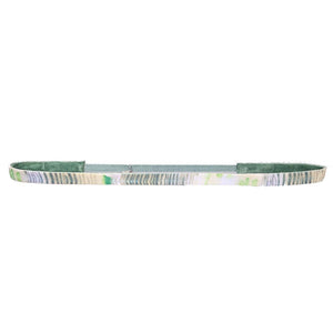Amy - Elastic Stretch Band (Green)