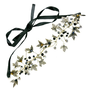 Bexley - Luxe Collection - Ribbon Headpiece