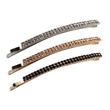 Spark - Rounded Metal Bobby Pin Pack (3pcs)