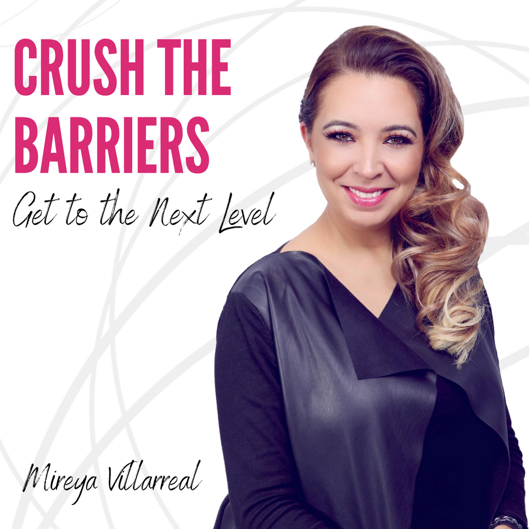 Crush The Barriers: Get to the Next Level (Free Booklet, 17pgs) #2