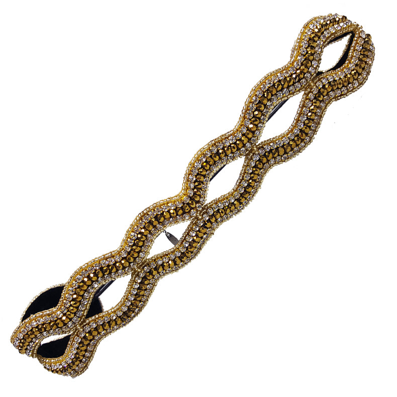 Chanel - Elastic Stretch Band (Gold)