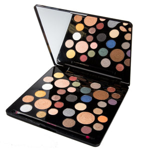 """I Want It All"" Interchangeable Magnetic Makeup Palette (33 colors)"