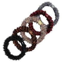 Pony Elastics in Cylinder (Fluffy Sweater - 5pc)