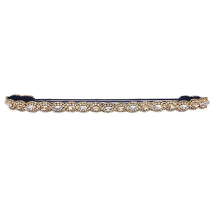 Ginny - Elastic Stretch Band (Gold)