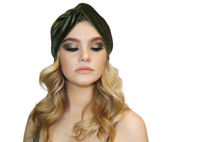 Persia  - Soft Feel Turban (Pistachio)