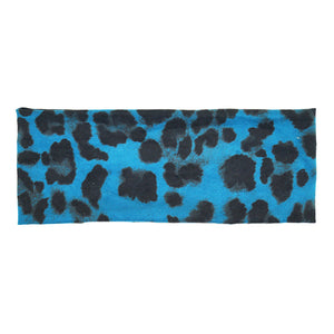 Kippy - Microfiber Sports Wrap (Leopard Teal)