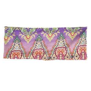Kippy - Microfiber Sports Wrap (Mosaic Purple)