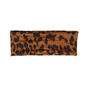 Kippy - Microfiber Sports Wrap (Leopard Brown)