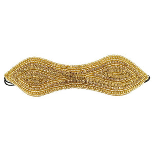 Kylynn - Elastic Stretch Band (Gold)
