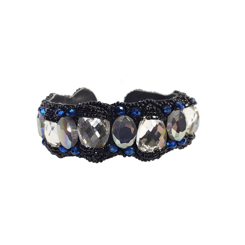 Maybelline - Bendable Cuff (Black/Blue)