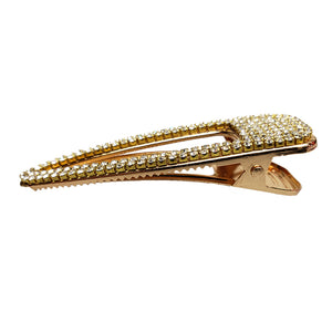 Moonstruck - Metal Hair Clip (Gold)