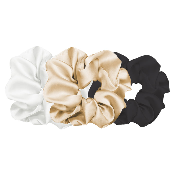 Luxe Plush Scrunchie - Perfect Clash (3pcs)