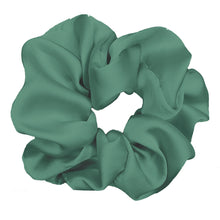 Luxe Plush Scrunchie - Peach Vanilla Matcha (3pcs)