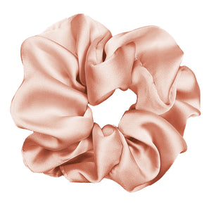 Luxe Plush Scrunchie - Melon Sorbet (3pcs)