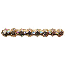 Bendable Magnetic Pin and Makeup Holder Bracelet - (A/B Rose Gold)