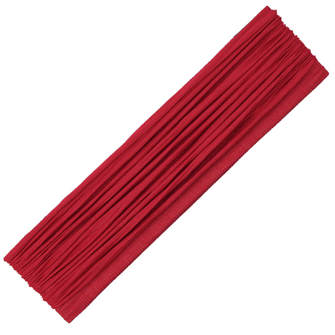 Rue - Wide Red Sports Wrap / Face Scarf  (#31)