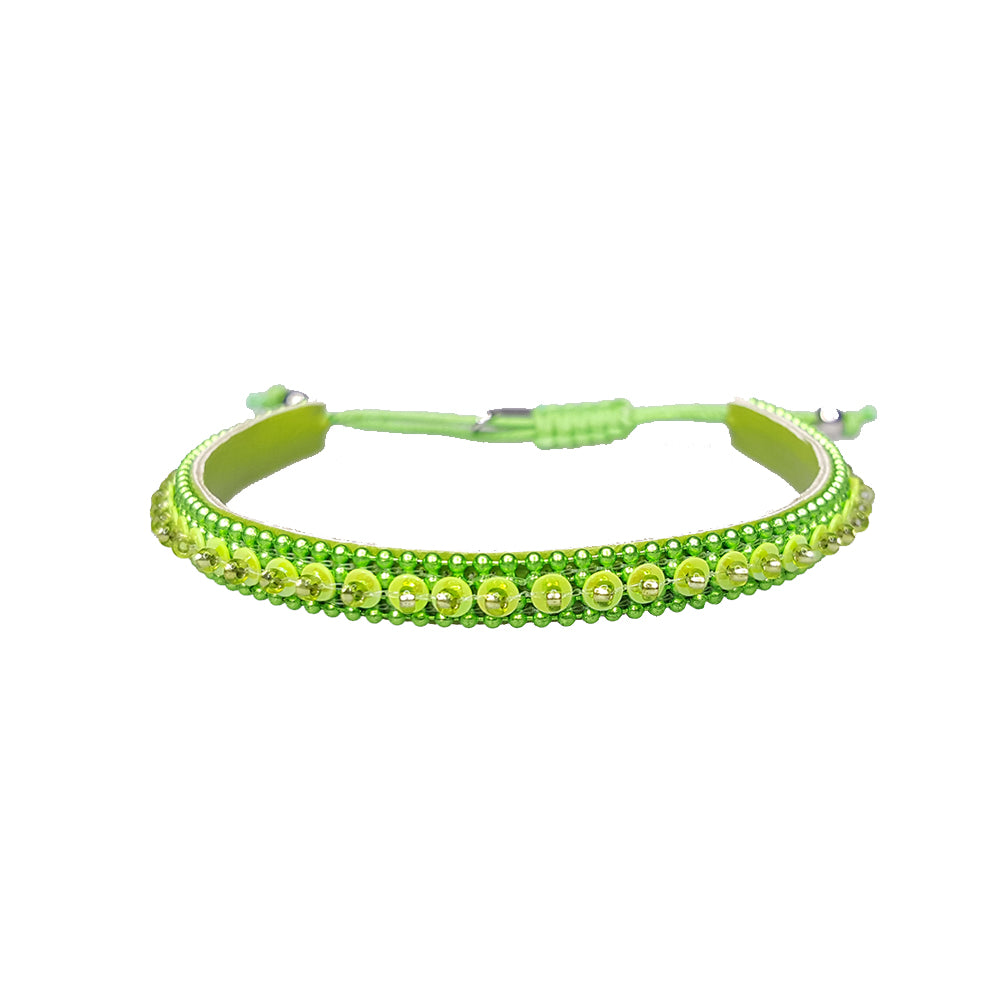 Sawyer - Bracelet (Lime #12)