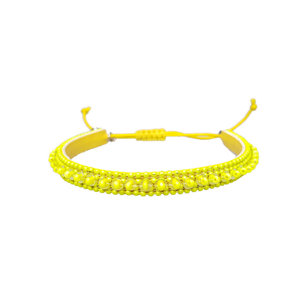 Sawyer - Bracelet (Yellow #16)