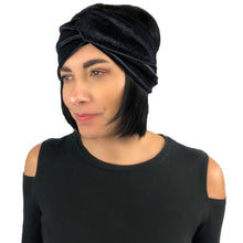 Persia  - Soft Feel Turban (Black)