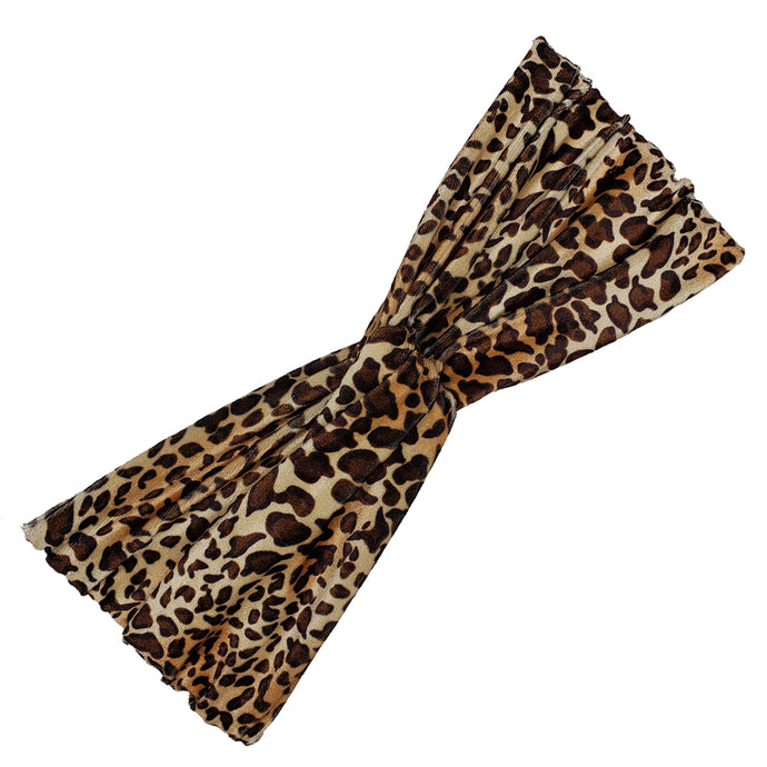 Persia  - Soft Feel Turban (Leopard)