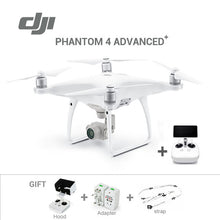 DJI phantom 4 Advanced Drone combo with 4K video 1080p camera rc helicopter P4A drone Freeshipping