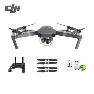 DJI Mavic pro (EU Version) drone with 2 pairs 8331 propellers 4K video 1080p camera rc helicopter Original Brand new in stock