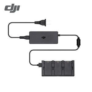 DJI Spark Battery Charging Hub Charge 3 batteries at the same time Intelligent current-limiting feature prolongs battery life