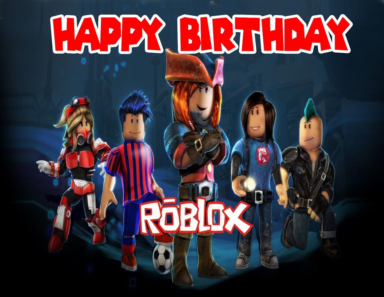 Roblox Edible Cake Topper Roblox Personalized Edible Print Premium Cake Topper Frosting Sheets 5 Edible Toppers More