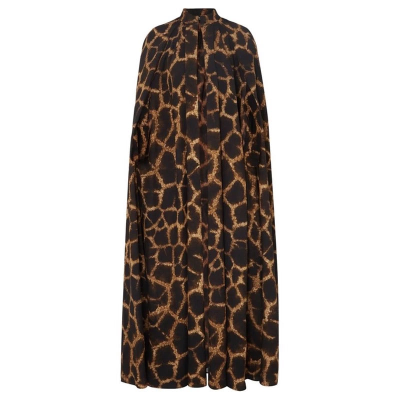 Cheetah Cape