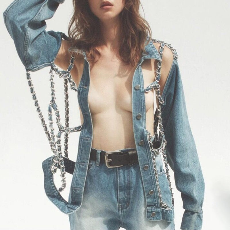 Denim Chains