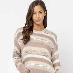Jersey Knit, Jumper, Honey & Co Online Boutique, Honey & Co Online Boutique - Honey & Co Online Boutique