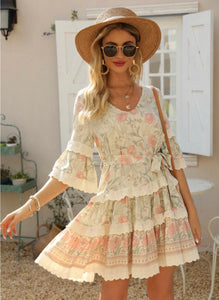 Iris Dress, Dresses, Honey & Co Online Boutique, Honey & Co Online Boutique - Honey & Co Online Boutique