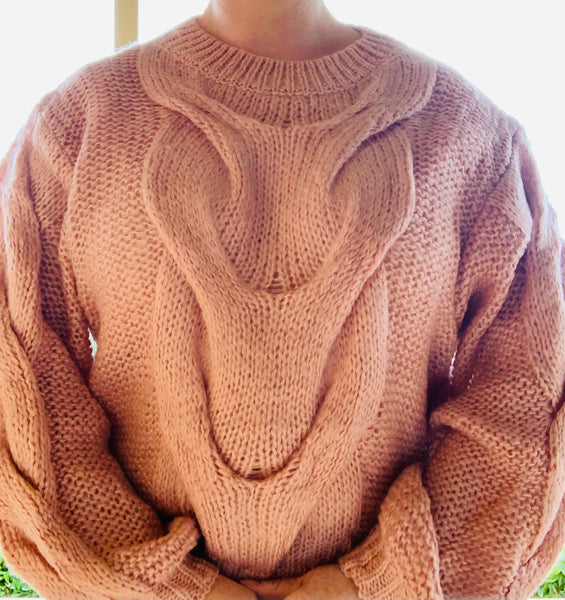 Kendal Knit, Jumper, Honey & Co Online Boutique, Honey & Co Online Boutique - Honey & Co Online Boutique