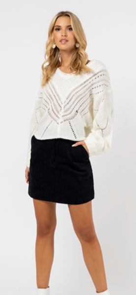 Katie Knit, Jumper, Honey & Co Online Boutique, Honey & Co Online Boutique - Honey & Co Online Boutique