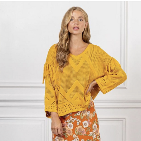 Sasha Knit, Jumper, Honey & Co Online Boutique, Honey & Co Online Boutique - Honey & Co Online Boutique