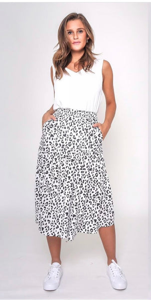 Mia Maxi Skirt, skirt, Honey & Co Online Boutique, Honey & Co Online Boutique - Honey & Co Online Boutique