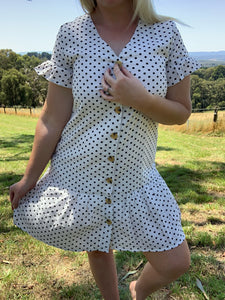 Spot Me Dress, Dresses, Honey & Co Online Boutique, Honey & Co Online Boutique - Honey & Co Online Boutique
