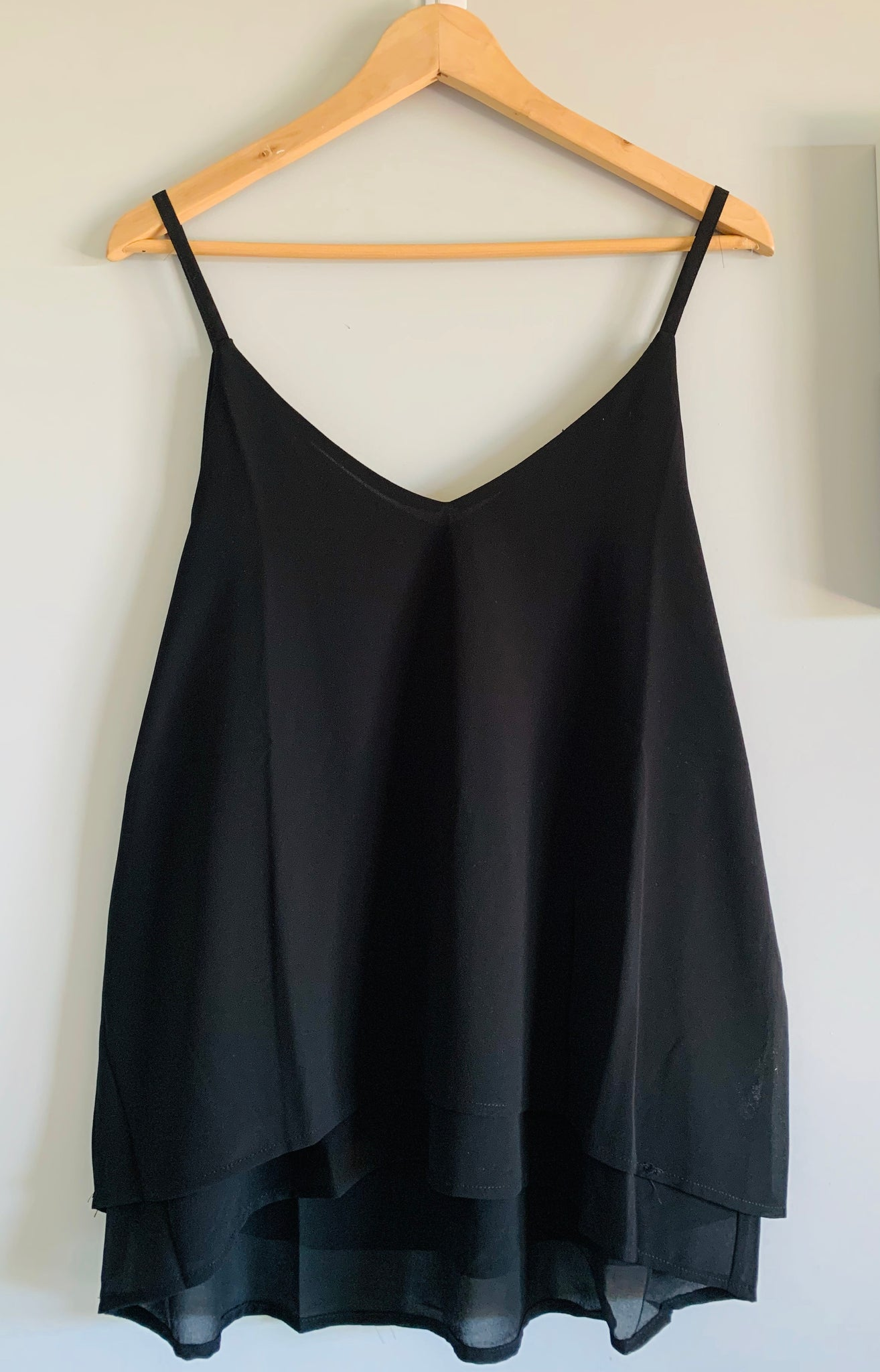Ava Cami- Black, Top, Honey & Co Online Boutique, Honey & Co Online Boutique - Honey & Co Online Boutique
