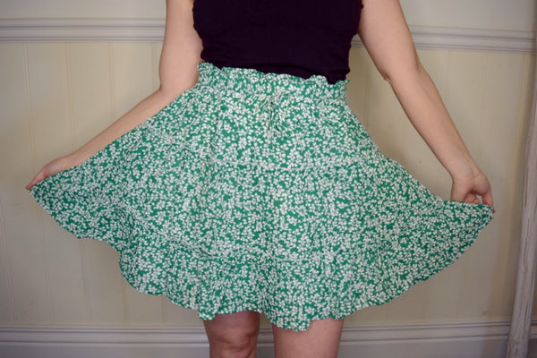 Carrie Skirt, New Arrival, Honey & Co Online Boutique, Honey & Co Online Boutique - Honey & Co Online Boutique